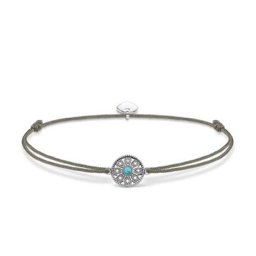 LXBOUTIQUE - Pulseira Thomas Sabo Little Secret Ethno Amulet LS022-378-5