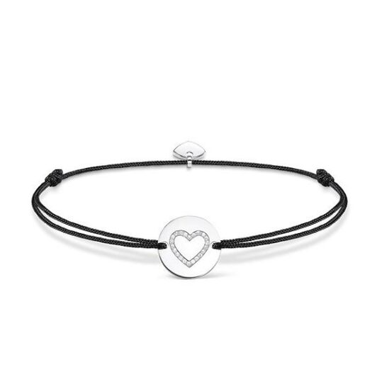 LXBOUTIQUE - Pulseira Thomas Sabo Little Secret Heart LS002-401-11