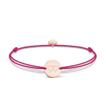 LXBOUTIQUE - Pulseira Thomas Sabo Little Secret Hearts LS007-597-9