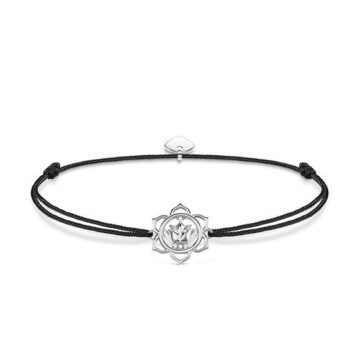 LXBOUTIQUE - Pulseira Thomas Sabo Little Secret Lotus Flower LS015-401-11