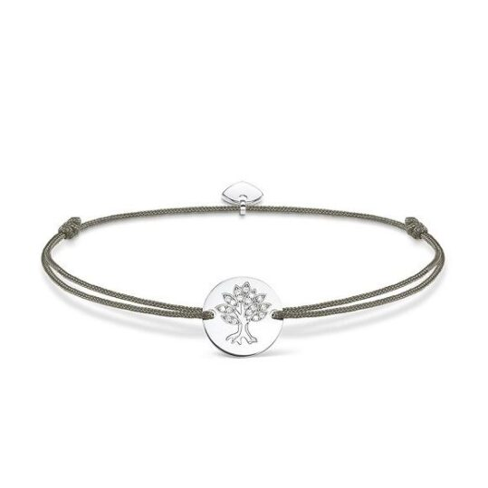 LXBOUTIQUE - Pulseira Thomas Sabo Little Secret Tree of Live LS008-401-5