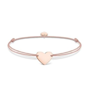 LXBOUTIQUE - Pulseira Thomas Sabo Little Secret Heart LS005-597-19