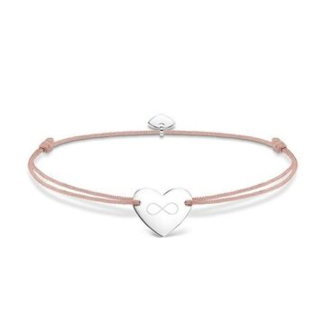 LXBOUTIQUE - Pulseira Thomas Sabo Little Secret Infinity LS004-173-19