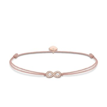 LXBOUTIQUE - Pulseira Thomas Sabo Little Secrets Infinity LS032-898-19-120V
