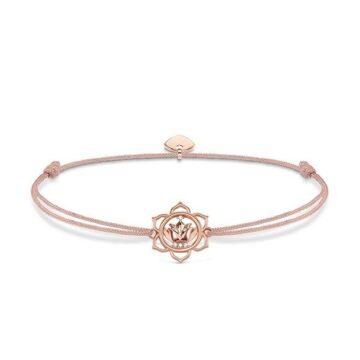 LXBOUTIQUE - Pulseira Thomas Sabo Little Secret Lotus Flower LS016-898-19