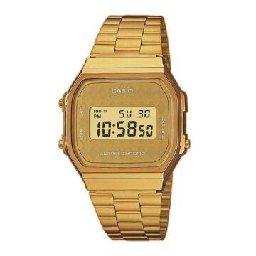 LXBOUTIQUE - Relógio Casio Vintage A168WG-9BWEF