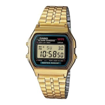 LXBOUTIQUE - Relógio Casio Collection A159WGEA-1EF