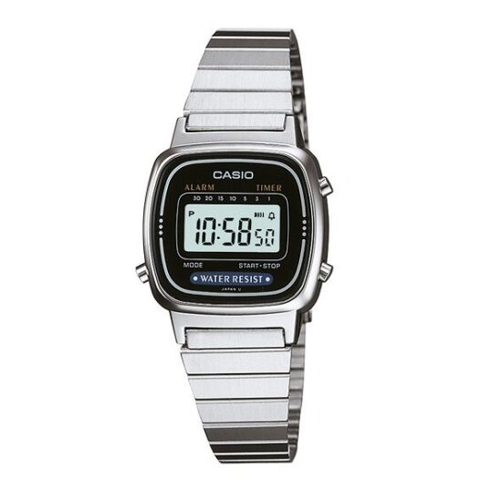 LXBOUTIQUE - Relógio Casio Collection LA670WA-1DF