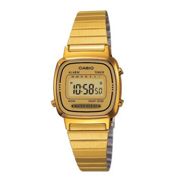5491314dda2 LXBOUTIQUE - Relógio Casio Collection LA670WGA-9DF