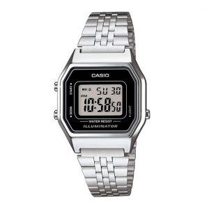 LXBOUTIQUE - Relógio Casio Vintage LA680WA-1DF