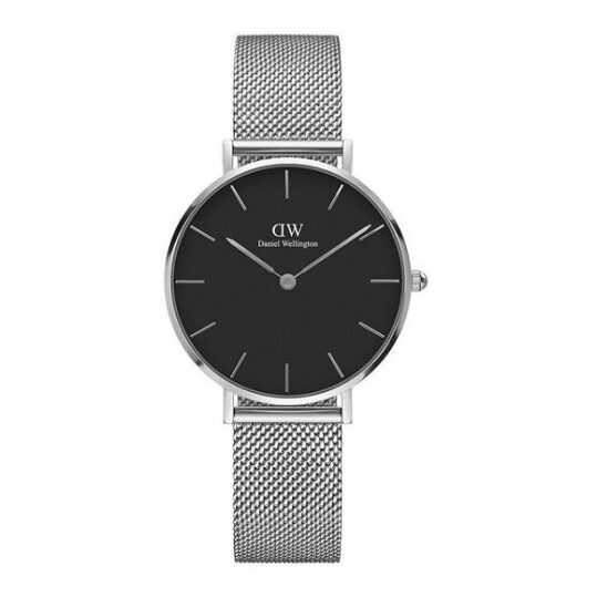 LXBOUTIQUE - Relógio Daniel Wellington Classic Petite Black Sterling DW00100162