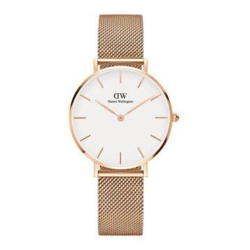 LXBOUTIQUE - Relógio Daniel Wellington Melrose White DW00500204
