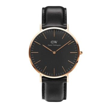 LXBOUTIQUE - Relógio Daniel Wellington Classic Black Sheffield DW00100127