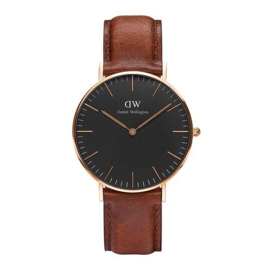 LXBOUTIQUE - Relógio Daniel Wellington Classic Black St Mawes DW00100136