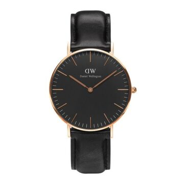 LXBOUTIQUE - Relógio Daniel Wellington Classic Black Sheffield DW00100139