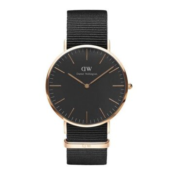 LXBOUTIQUE - Relógio Daniel Wellington Classic Black Cornwall DW00100148