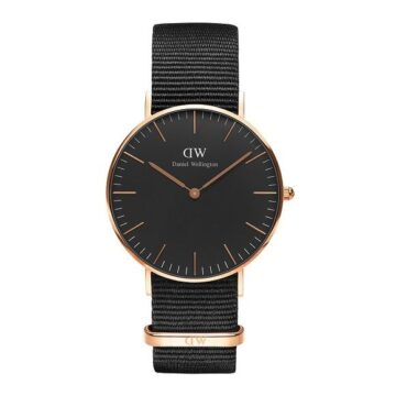 LXBOUTIQUE - Relógio Daniel Wellington Classic Black Cornwall DW00100150