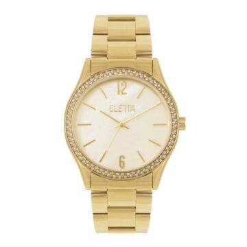 LXBOUTIQUE - Relógio Eletta Bright Gold ELA490LMMG