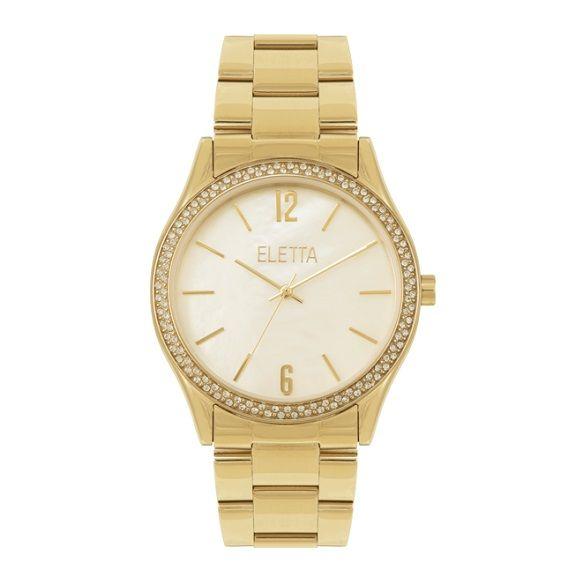 9c165bf7816 LXBOUTIQUE - Relógio Eletta Bright Gold ELA490LMMG. LXBOUTIQUE - Relógio  Eletta Bright Gold ELA490LMMG