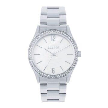 LXBOUTIQUE - Relógio Eletta Bright Silver ELA490LMM