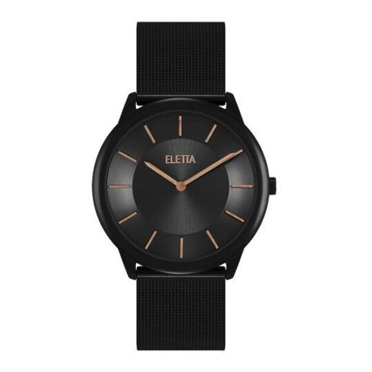 LXBOUTIQUE - Relógio Eletta Design Black ELA310LPMP