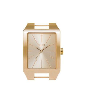 bd0fb77458b LXBOUTIQUE - Relógio Eletta Icon Square Rose ELA555LR-R