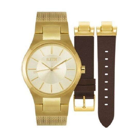 LXBOUTIQUE - Relógio Eletta Kit Icon - ELA550LCMGX