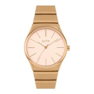 LXBOUTIQUE - Relógio Eletta Light Rose Gold ELA570LRMR