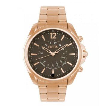 LXBOUTIQUE - Relógio Eletta Sync Rose Gold ELA600SCMR