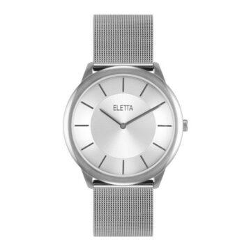 LXBOUTIQUE - Relógio Eletta Design SILVER ELA310LBM