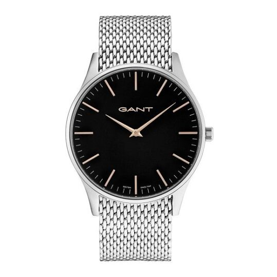 LXBOUTIQUE - Relógio Gant Blake Black Silver GT044003