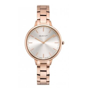 LXBOUTIQUE - Relógio Gant Sarasota Ouro Rosa GT053009
