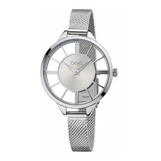 LXBOUTIQUE - Relógio One Axial OL0180SS91W