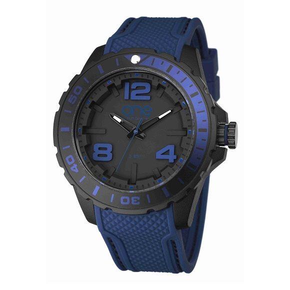 7e57b828c2a LXBOUTIQUE - Relógio One Colors Dark OA1988PA52T. LXBOUTIQUE - Relógio One  Colors Dark OA1988PA52T