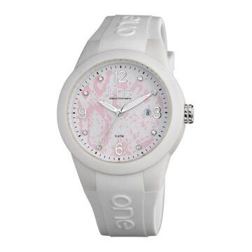 LXBOUTIQUE - Relógio One Colors Print OA7141BR62L