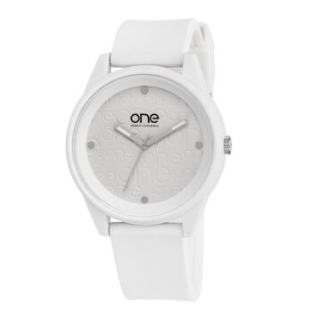 LXBOUTIQUE - Relógio One Colors Prisme White OA1115BB71W