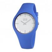 LXBOUTIQUE - Relógio One Colors Slim Box OA2026MM62T - Azul