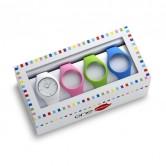 LXBOUTIQUE - Relógio One Colors Slim Box OA2026MM62T - Box