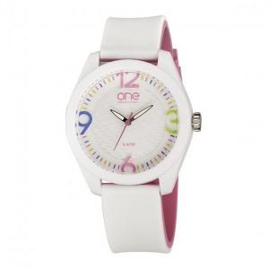 LXBOUTIQUE - Relógio One Colors Stripes OA2046BC71T