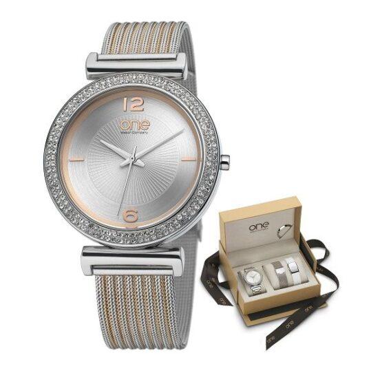 LXBOUTIQUE - Relógio One Delight Box OL6515IC62L