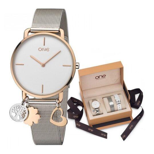 LXBOUTIQUE - Relógio One Energy OL8888WA82L
