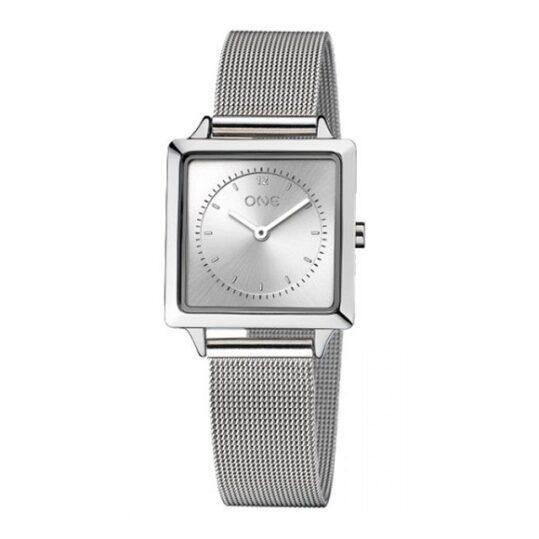 LXBOUTIQUE - Relógio One Form Prateado OL8211SS91L