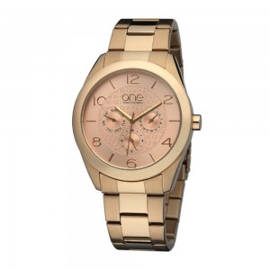 LXBOUTIQUE - Relógio One Golden Age OL5008RR42N