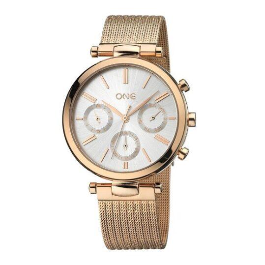 LXBOUTIQUE - Relógio ONE Impressive OL8497RR92L