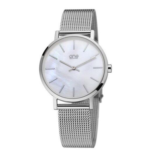LXBOUTIQUE - Relógio One Joy Prateado OL1336SS62P