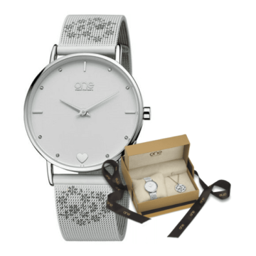 042a58a414d Relógio One Love Box Dia dos Namorados OL7770IM81L