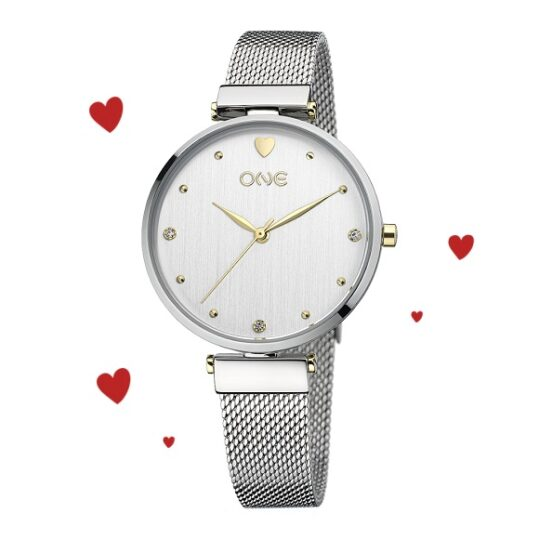 LXBOUTIQUE - Relógio One Love 2021