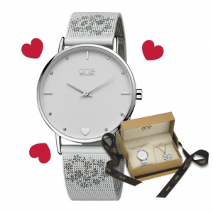 LXBOUTIQUE - Relógio One Love Box Dia dos Namorados OL777081L
