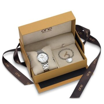 LXBOUTIQUE - Relógio One Memorable Box OL7892WA81L