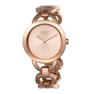 LXBOUTIQUE - Relógio One Mood Rose Gold OL9AELRR72A